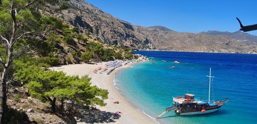 Luxury holidays to greece