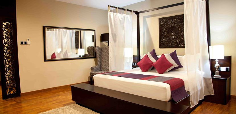 Uga bay resort sri lanka feel good holidays for Bedroom designs sri lanka