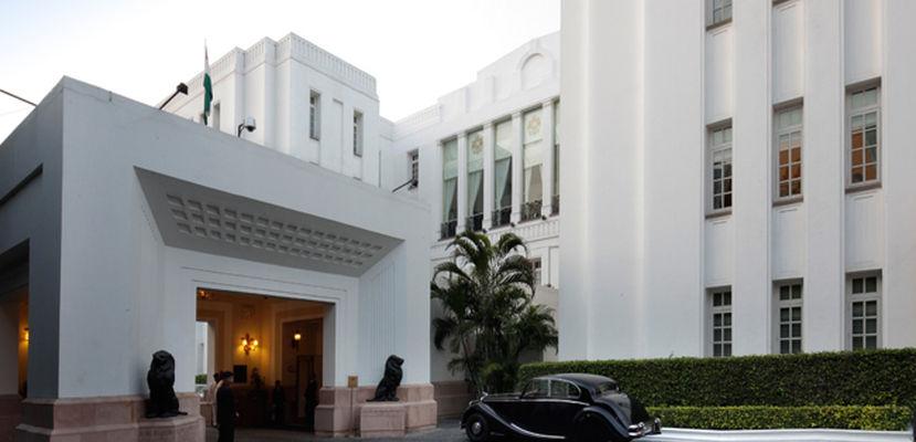 the imperial hotel delhi  india