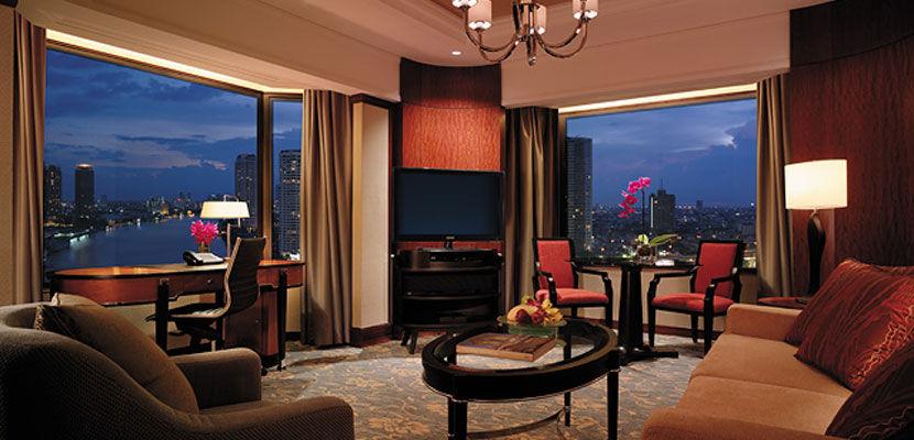Shangri La Bangkok  Thailand
