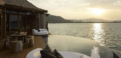 Song Saa - 2 Bedroom Overwater Villa at Sunset