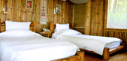 Phu Chaisai Mountain Resort - Bamboo Cottage