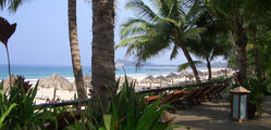 Sandoway Resort - Beach-view-from-restaurant