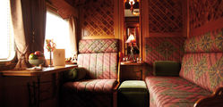 The Eastern and Oriental Express - Cabin 3