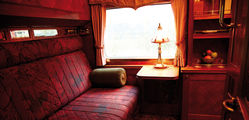 The Eastern and Oriental Express - Cabin 4