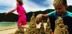Six Senses Ninh Vanh Bay - Children Sand Castles