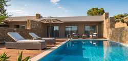 Ikos Olivia - Deluxe bungalow with private pool