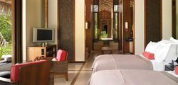 One & Only Reethi Rah - Duplex beach villa bedroom