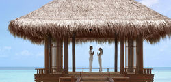 One & Only Reethi Rah - over water yoga pavilion