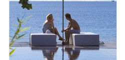 Aava Resort and Spa - Poolside Couple