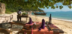 Six Senses Ninh Vanh Bay - Private Beach Dining