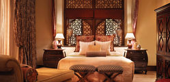 One&Only Royal Mirage - Residence & Spa   Villa Bedroom