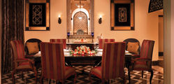 One&Only Royal Mirage - Residence & Spa   Villa Dining
