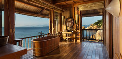 Six Senses Ninh Vanh Bay - Rock Pool Villa bathroom