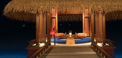 One & Only Reethi Rah - Tapasake restaurant   private pavilion