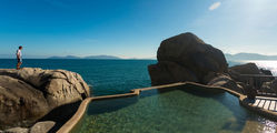 Six Senses Ninh Vanh Bay - The-Rock-Retreat-Pool