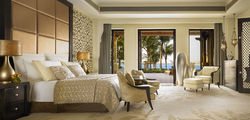 One & Only The Palm - Villa   master bedroom