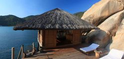 Six Senses Ninh Vanh Bay - Water-Pool-Villa-Deck