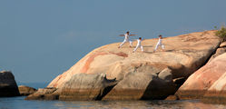 Six Senses Ninh Vanh Bay - Yoga-on-The-Rocks